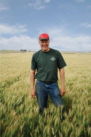 Our Wheat Comes From Family-Owned Farms