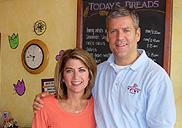 Mike and Julie Scheel