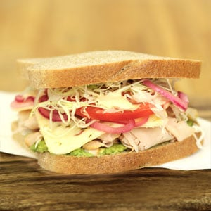 Photo of a  Baja Chipotle Turkey Sandwich