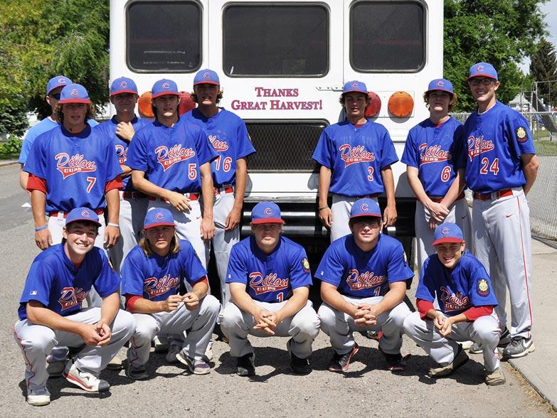 Dillon Cubs American Legion Baseball