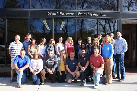 Great Harvest Franchising Employees