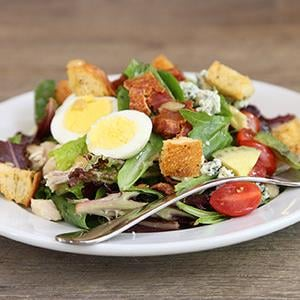 Photo of a Great Harvest Cobb Salad